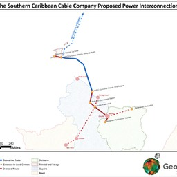 The Southern Caribbean Cable Company Proposed Power Interconnection